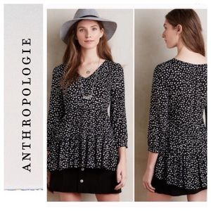 Anthropologie Maeve Lila Tired Top Size medium